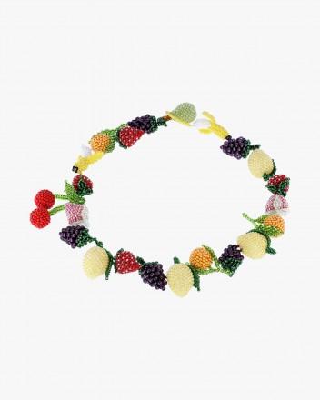 Frutas Galore Necklace