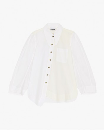 Asymmetric Shirt Vanilla Ice