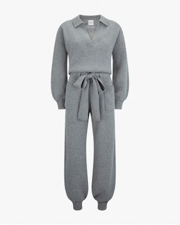 Morzine Onesie in Grey