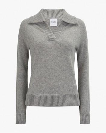 Valloire Top in Grey