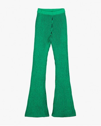 70s Pants in Green