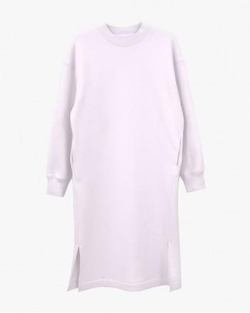 Blanco Sweatshirt Dress