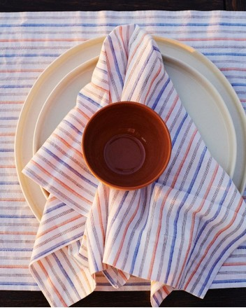 Gazpacho Placemat And...
