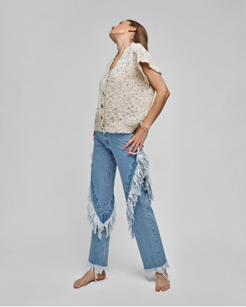 Slim Cowboy Pants