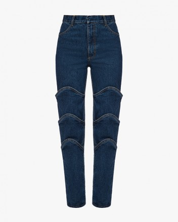Fish Scales Jeans