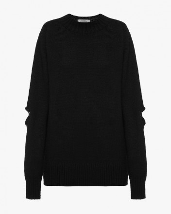 Oversized Sweater With...
