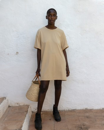 Dress Gertrudis short Short...