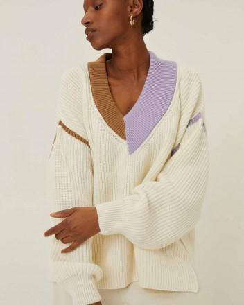 Splitist Sweater