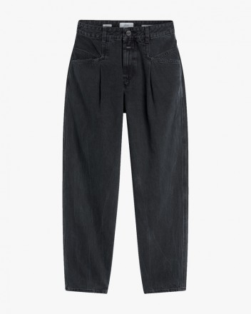 Pearl Trouser in Black