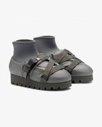 Nawa Camp Shoe Mid in Grey