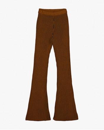 70s Pants in Brown