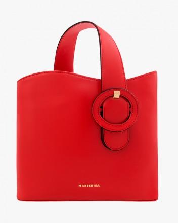 Isaura Lava Handbag