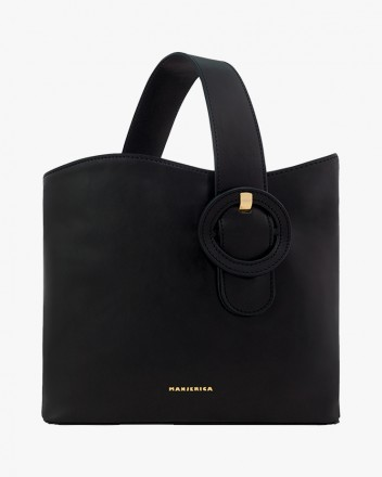 Isaura Basalt Handbag