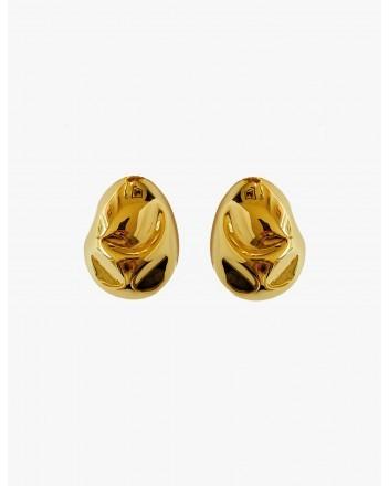 Cubagua Earrings in Gold