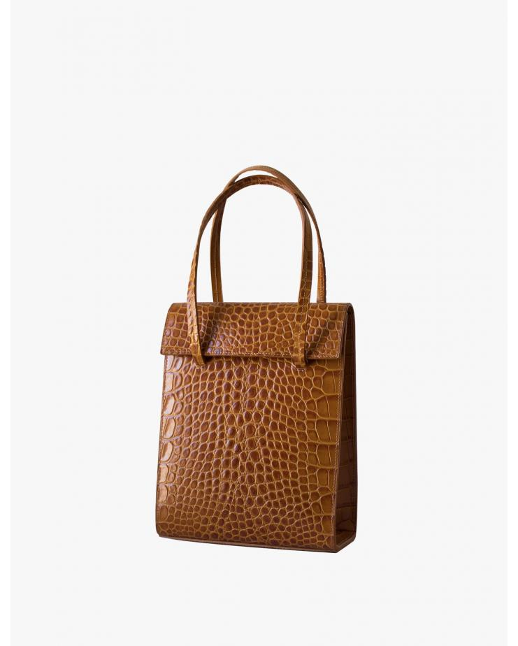 Frita Bag in Cognac