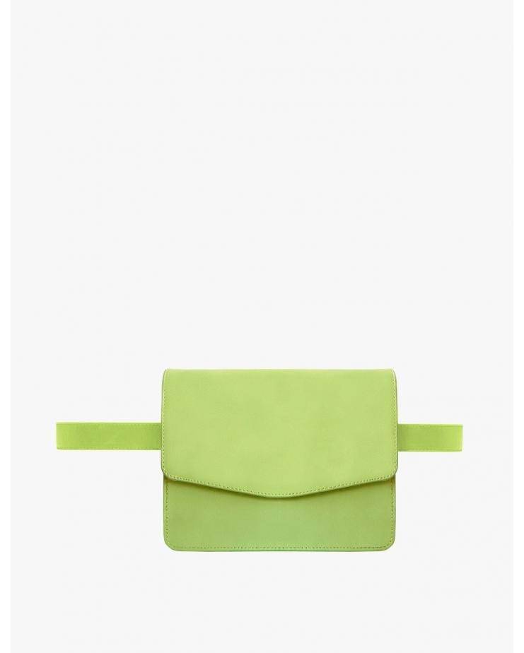 Fanny Pack in Lime