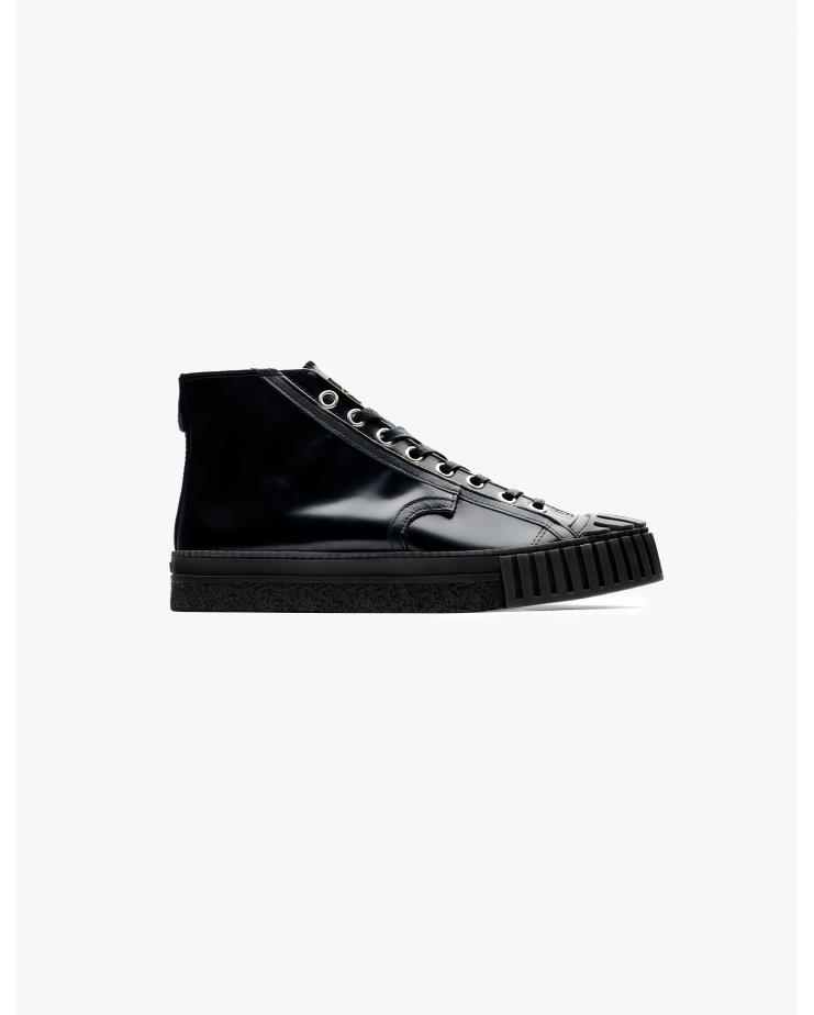 W.O. Sneakers in Black High...