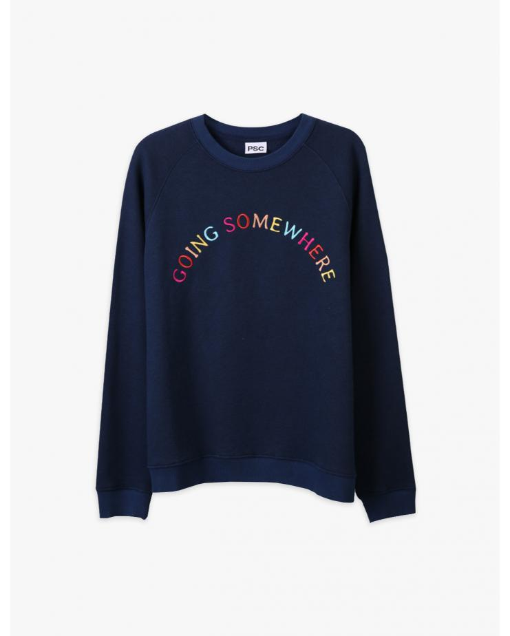 Going Somewhere Sweatshirt