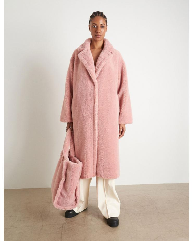 Maria Coat Light Pink