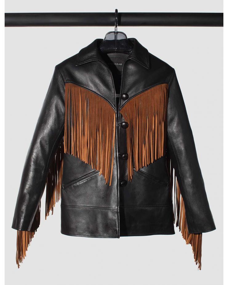 Dottie Leather Jacket