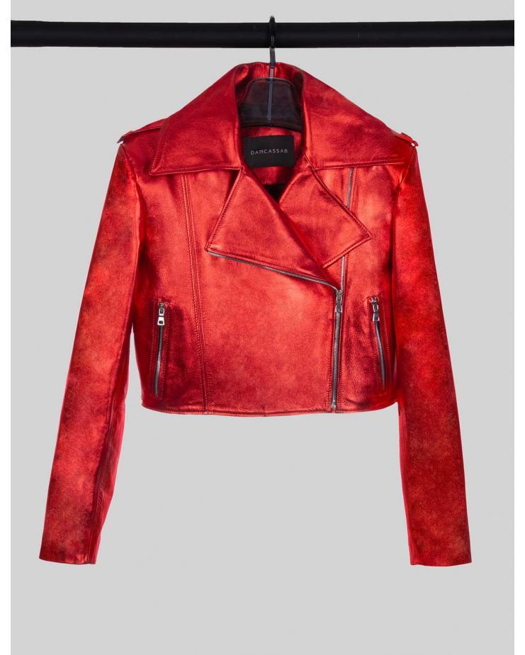 Riley Leather Jacket