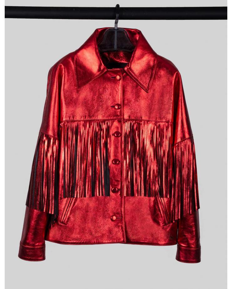 Taylor Leather Jacket