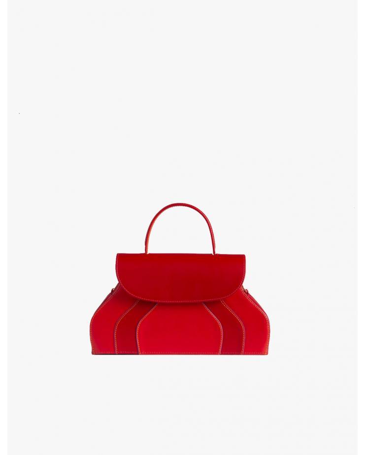 Marietta Red Handbag