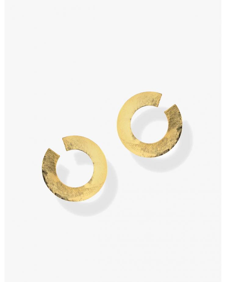 Les jumelles earrings