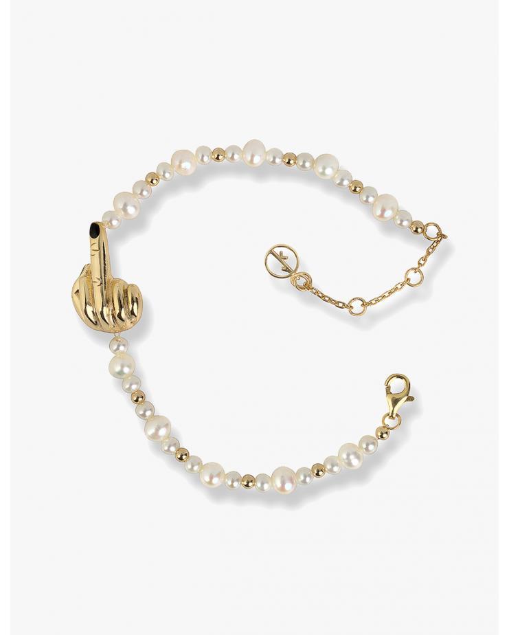 French for Goodnight Bracelet
