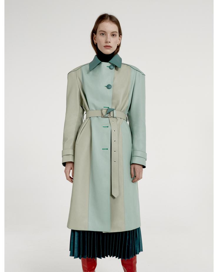 Wallis trench coat