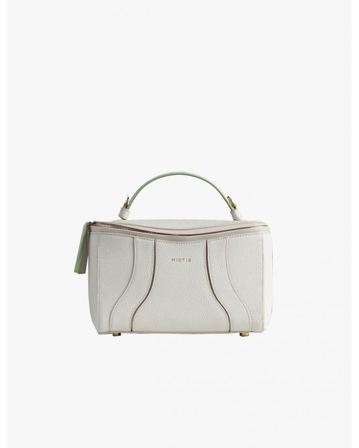 Mini Angie Bag in White