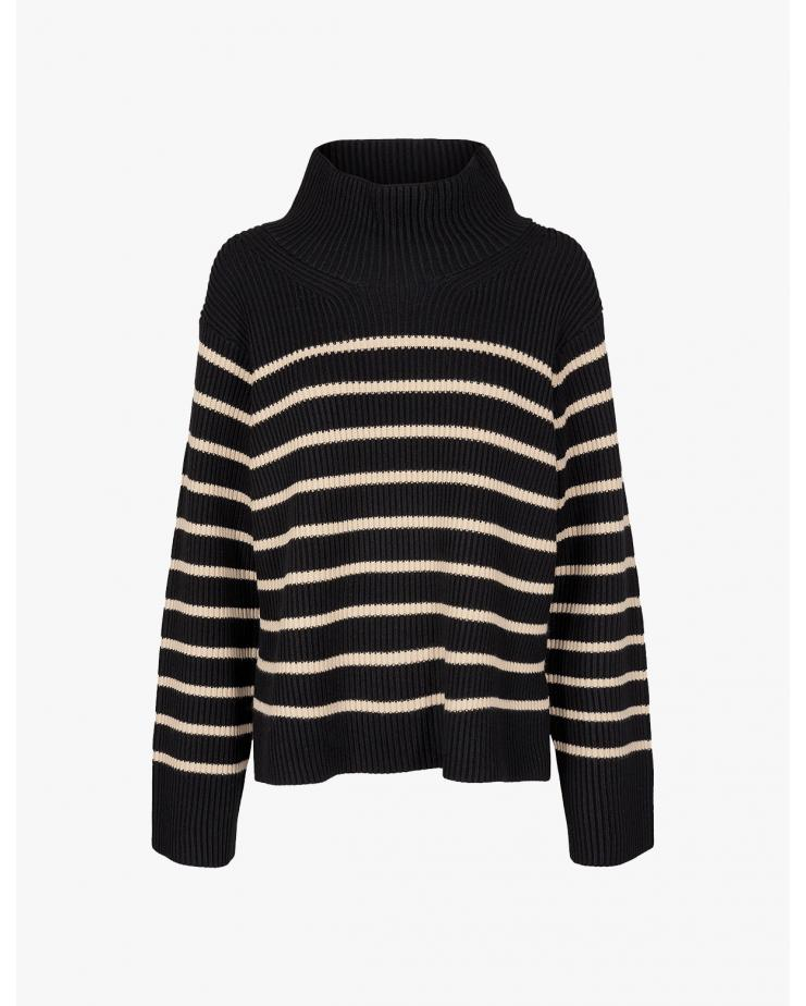 Mandy Stripe Sweater
