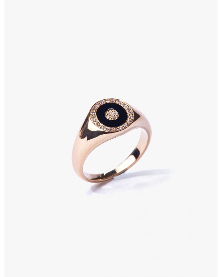 Douce Cavalcade Noire Ring