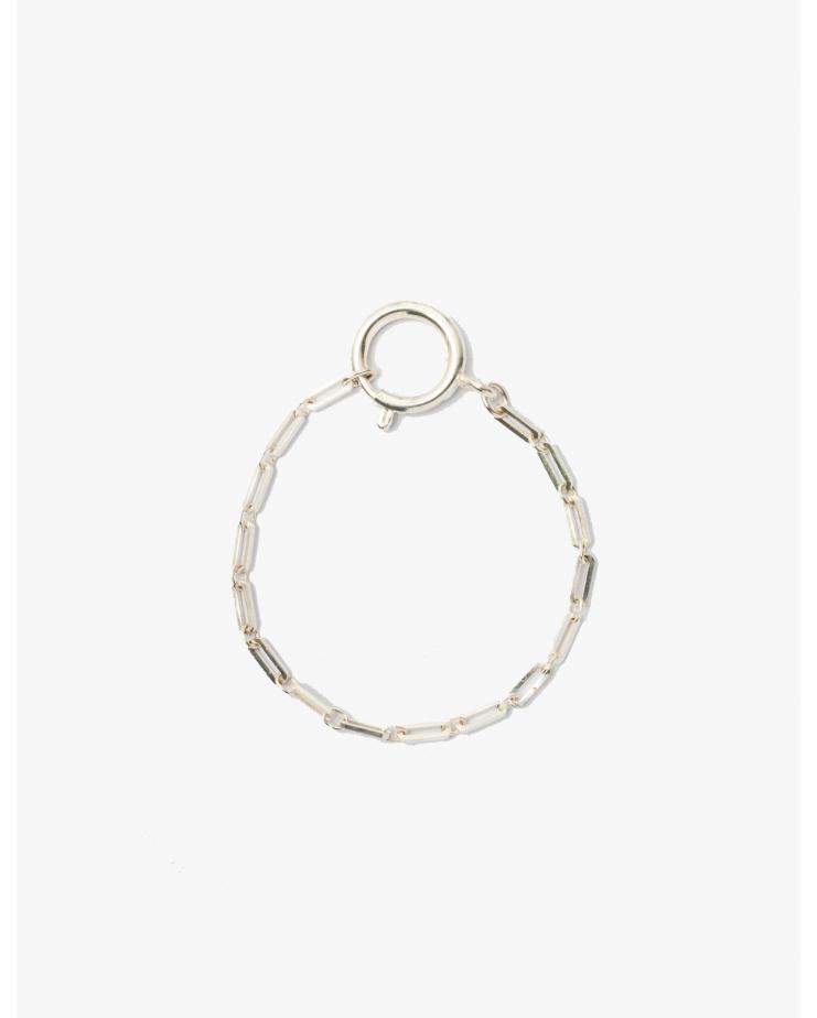 Nicole Silver Bracelet