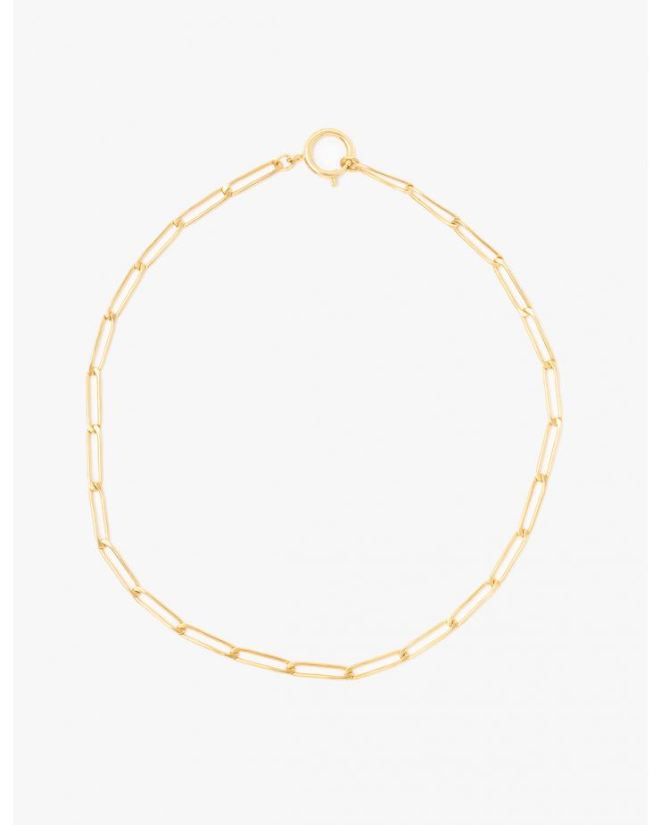 Ashley Gold Necklace
