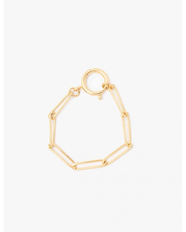 Ashley Gold Bracelet