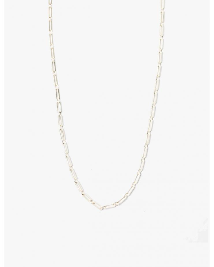 Nicole Silver Necklace