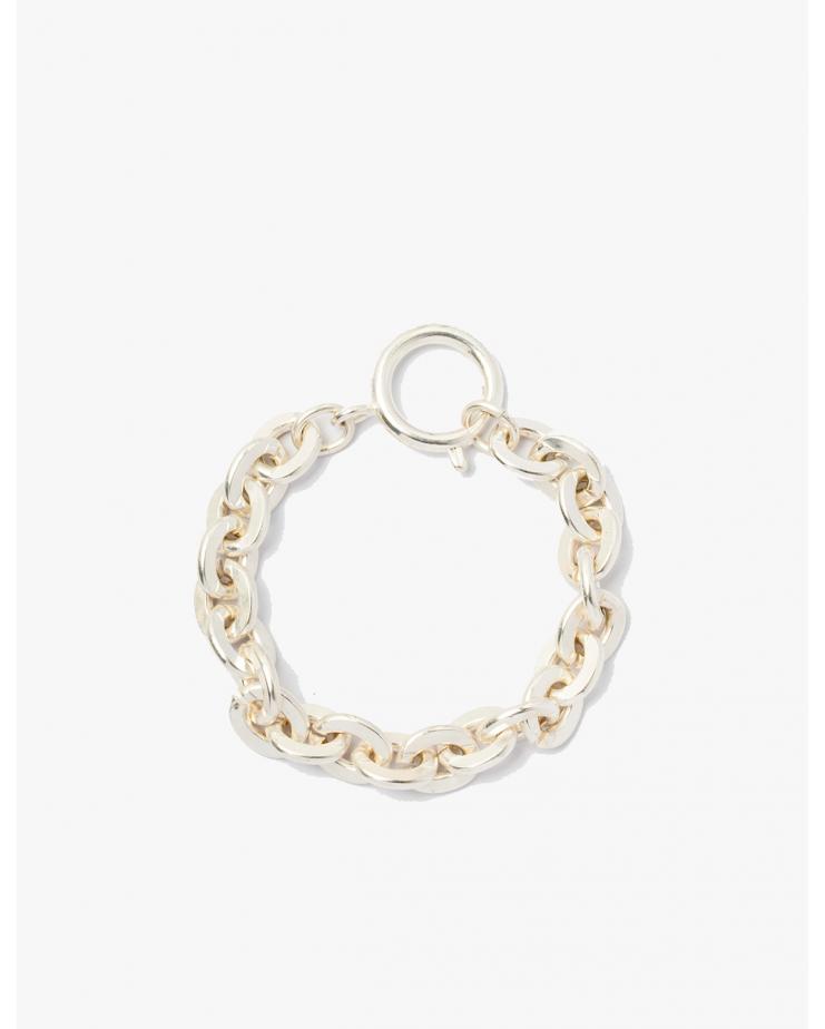 Zoe Silver Bracelet