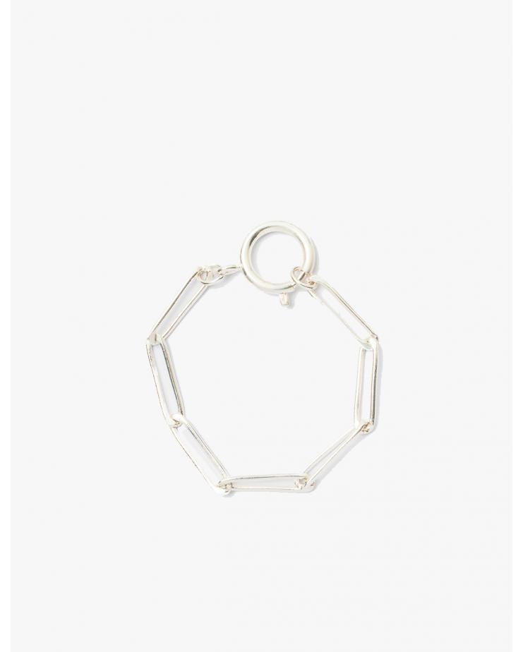Ashley Silver Bracelet