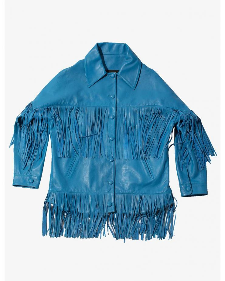 Loretta Jacket Blue