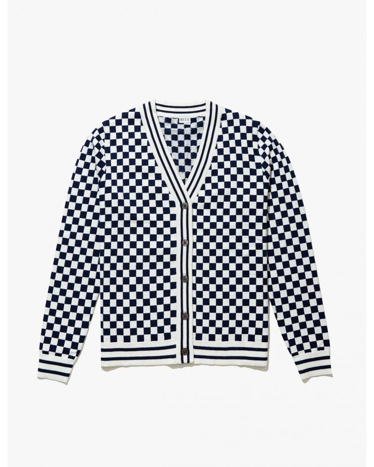 The Check Please Cardigan