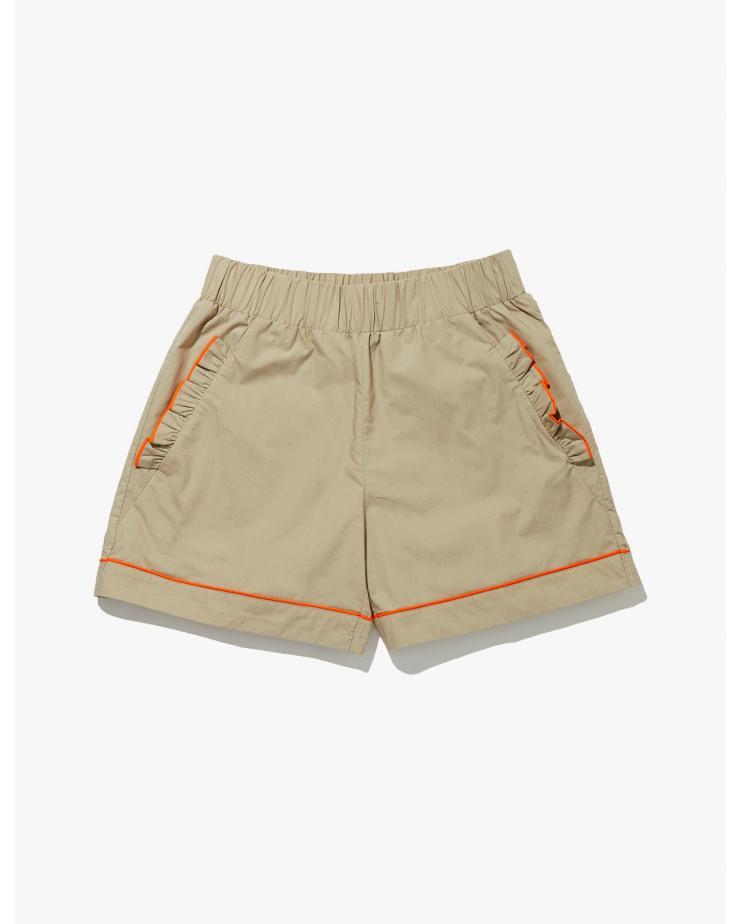The Roxy Ruffle Shorts