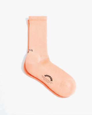 Cherry Peach Socks