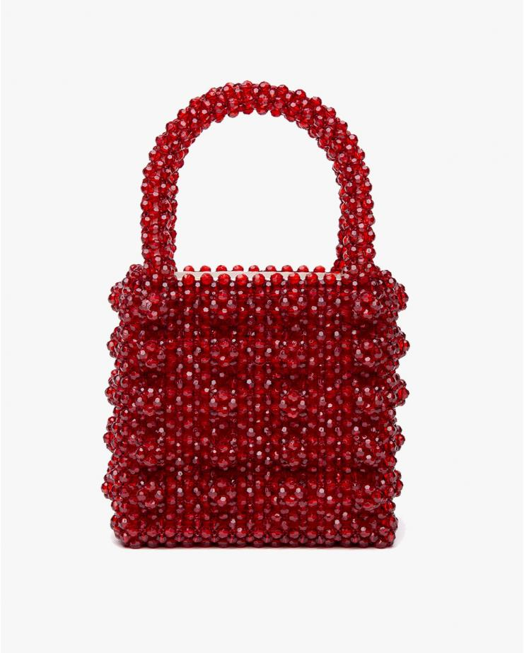 Antonia Red Bag