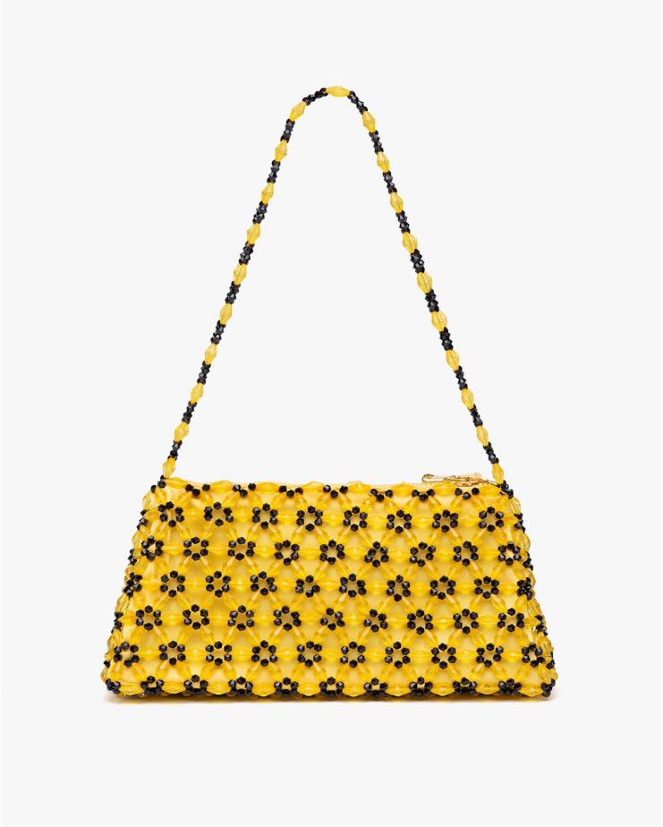 Dawson Yellow & Black Bag
