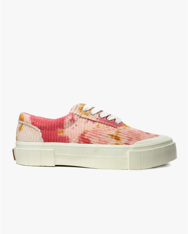 Opal Tie Dye Sneakers in Pink