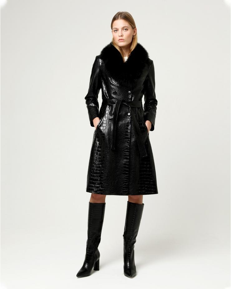 Camille Jacket Black