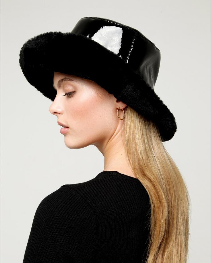 Billie Hat Black