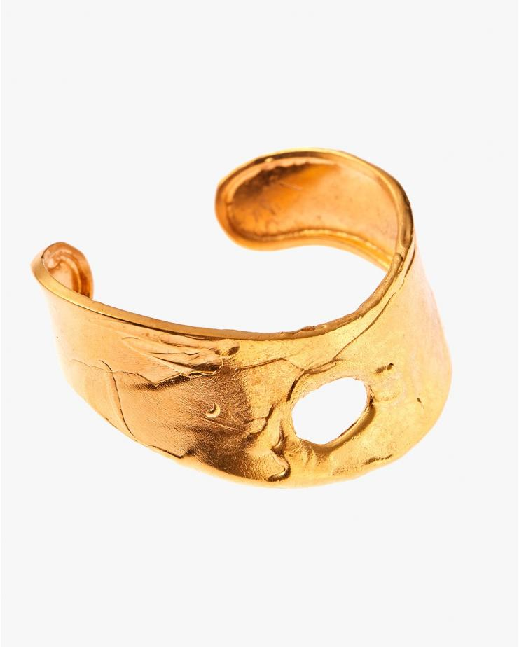 Echoes of Africa Cuff