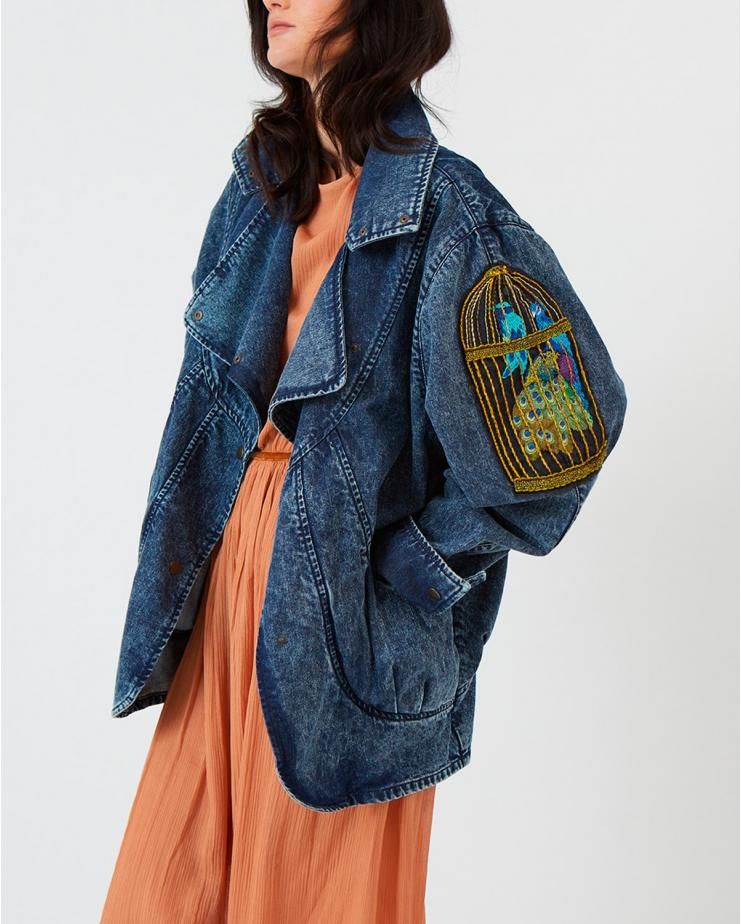 Atlas Denim Jacket